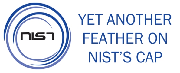 NIST cap