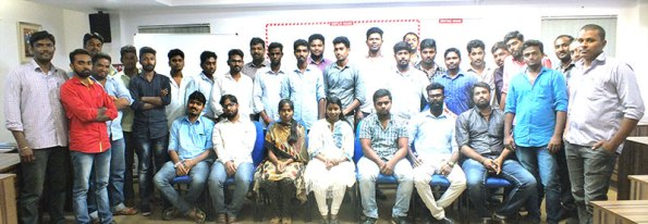 HSW 50th Batch in Chennai 2016