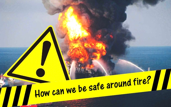 How-can-we-be-safe-around-fire