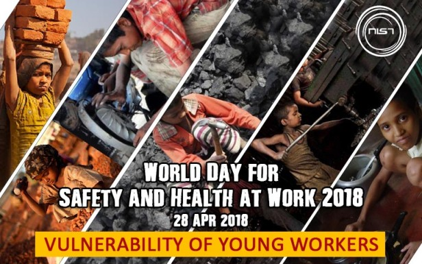 World Day for Safety and Health at Work-2018
